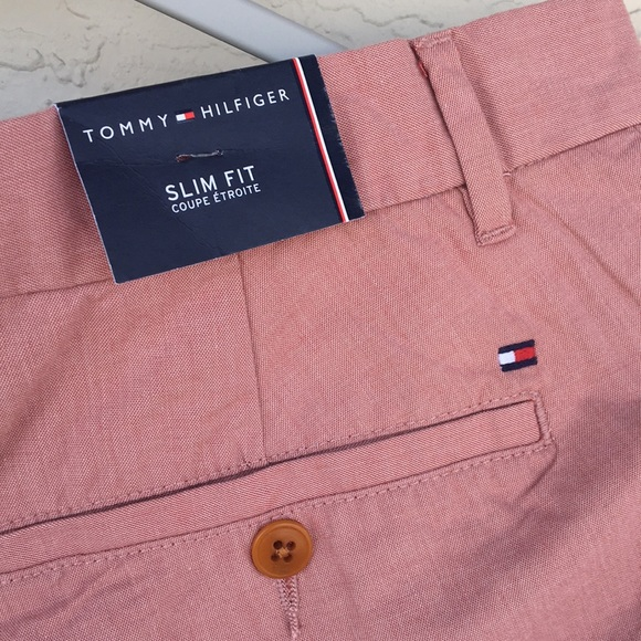 fashion style classic style available Tommy Hilfiger Pants | Slim Fit Coupe Etroite | Poshmark
